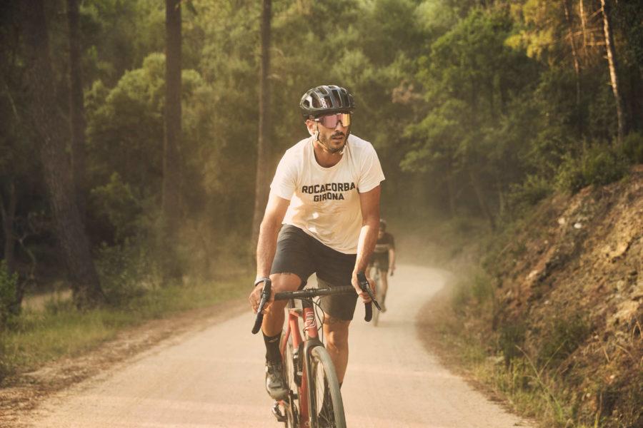Rocacorba gravel girona cycling